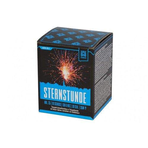 Argento Feuerwerk Sternstunde