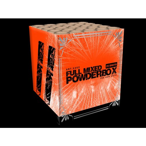 Katan Vuurwerk Full Mixed Powderbox