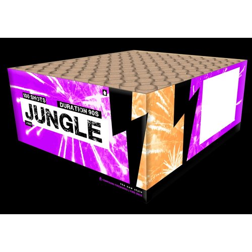 Katan Vuurwerk The Jungle