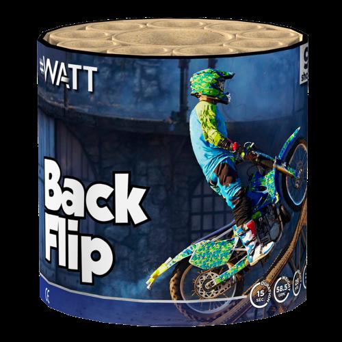 #Watt Backflip