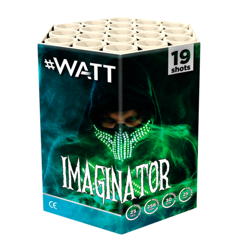 #Watt Imaginator