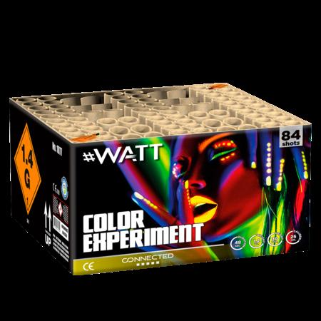 #Watt Color Experiment