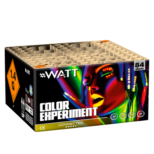 #Watt Color Experiment
