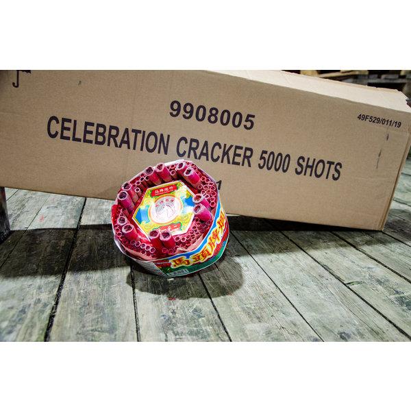Celebration Cracker 5.000 Schuss