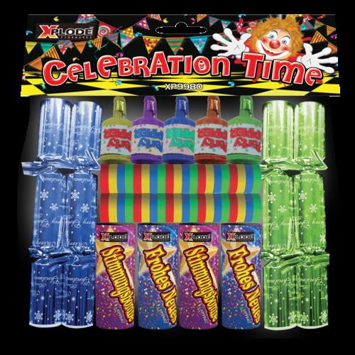 Xplode Celebration Time