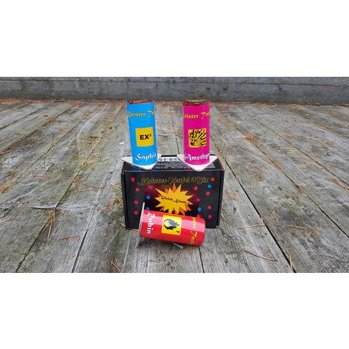 Lonestar Fireworks GmbH Knister - Teufel Mix