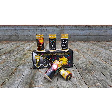 Lonestar Fireworks GmbH Premium Kometen Mix