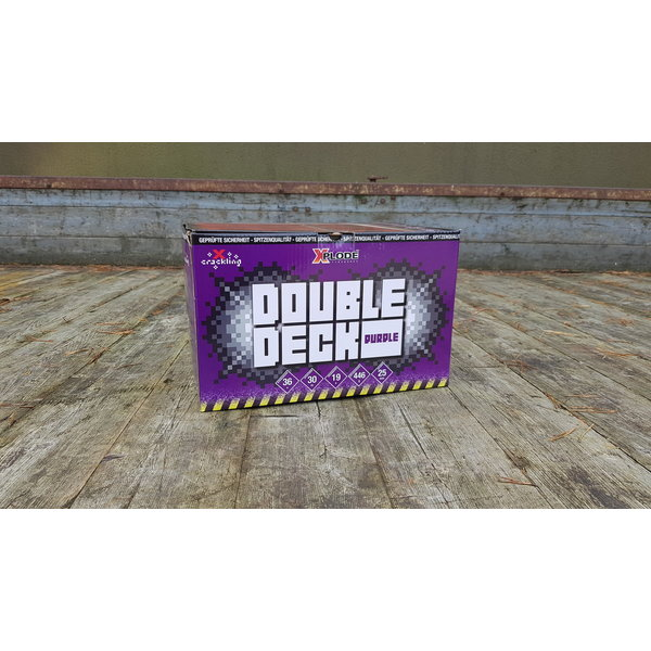 Double Deck Purple