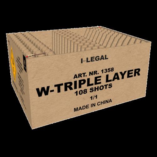 Broekhoff Vuurwerk W-Triple Layer