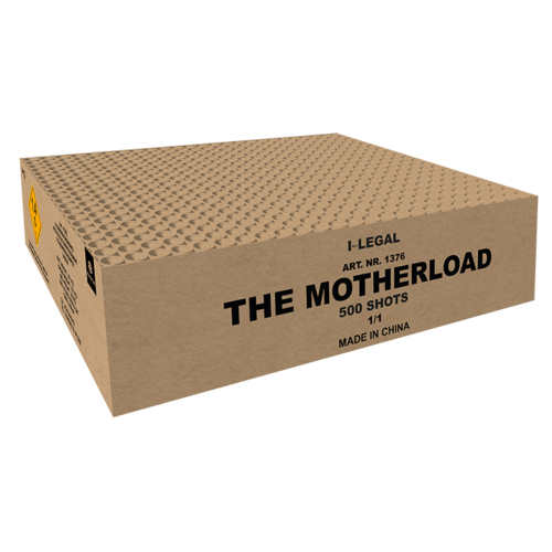 Broekhoff Vuurwerk The Motherload