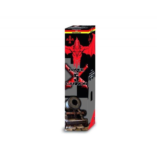 Hyper Cannon 5  - Feuertopf