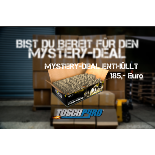 Toschpyro´s Mystery - Deal 1