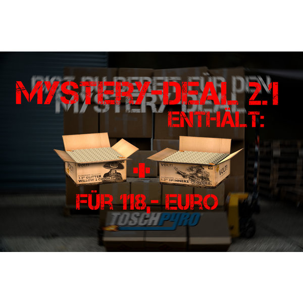 Toschpyro´s Mystery - Deal 2