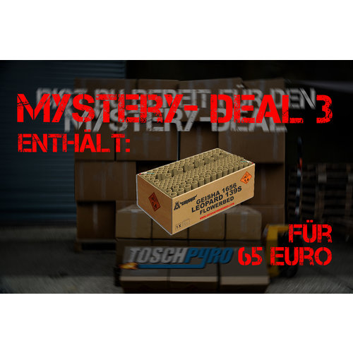 Toschpyro´s Mystery - Deal 3