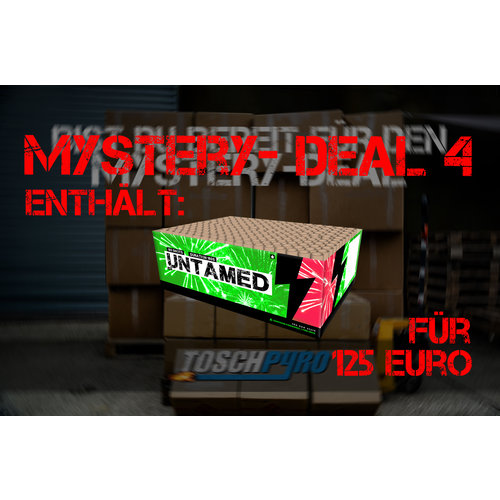 Toschpyro´s Mystery - Deal 4