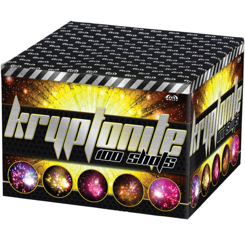 Wolff Fireworks Kryptonite