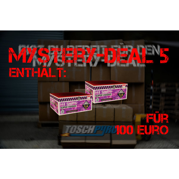 Toschpyro´s Mystery - Deal 5