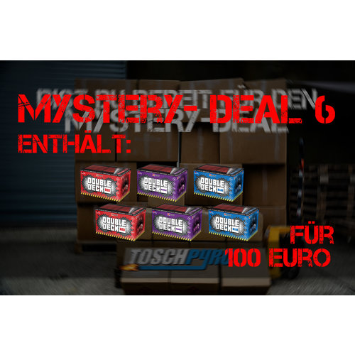 Toschpyro´s Mystery - Deal 6