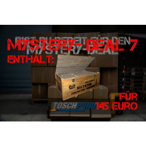 Toschpyro´s Mystery - Deal 7