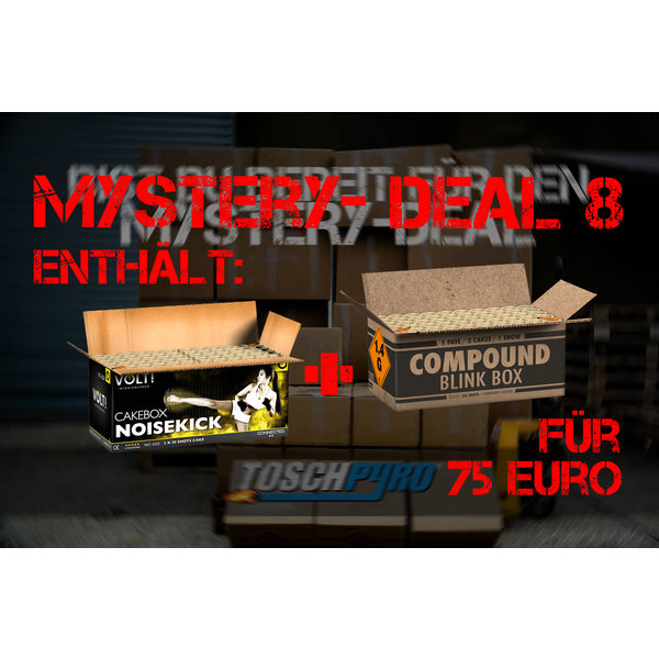 Toschpyro´s Mystery - Deal 8