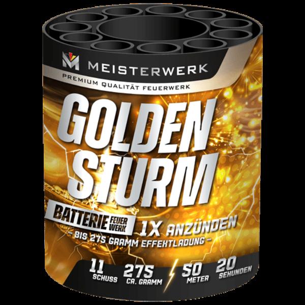 Golden Sturm, 11 Schuss
