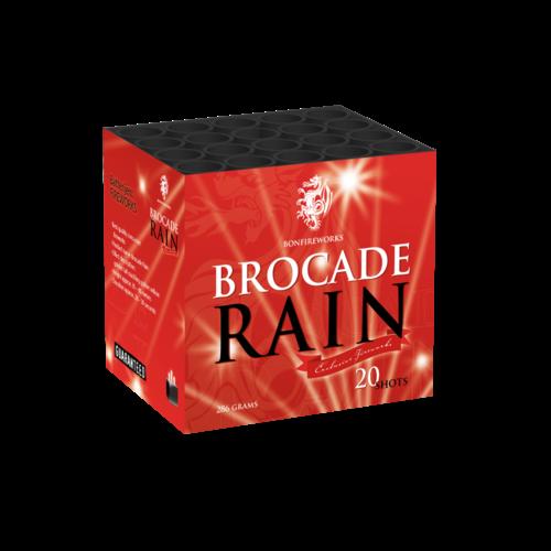 Bonfireworks Brocade Rain