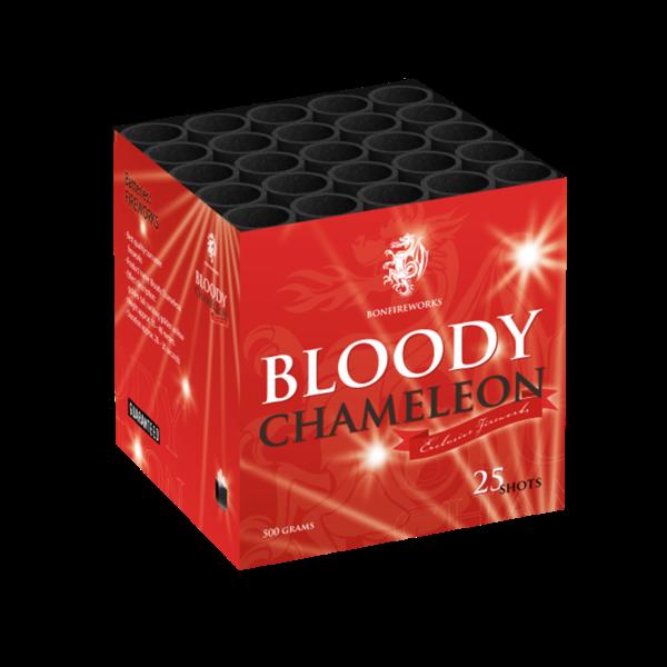 Bloody Chameleon, 25 Schuss