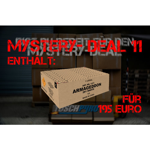 Toschpyro´s Mystery - Deal 11
