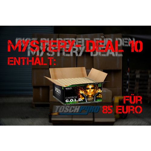 Toschpyro´s Mystery - Deal 10