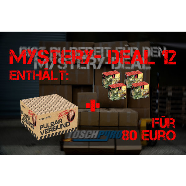 Toschpyro´s Mystery - Deal 12