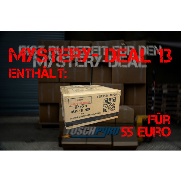 Toschpyro´s Mystery - Deal 13