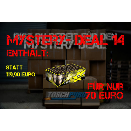 Toschpyro´s Mystery - Deal 14
