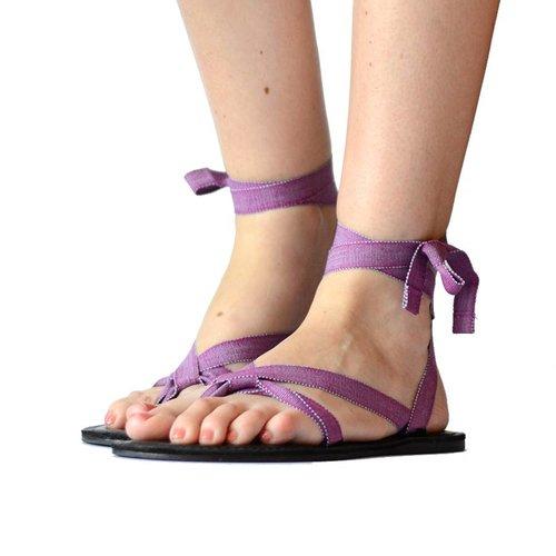 Sandals Violet