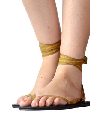 Sandalen Gouden weg