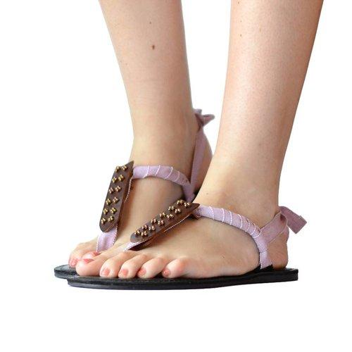 Sandals Mauve