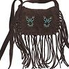Shoulder Bag Brown - Handmade