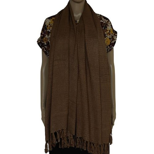 Shawl Brown