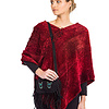 Poncho Red - Fairtrade
