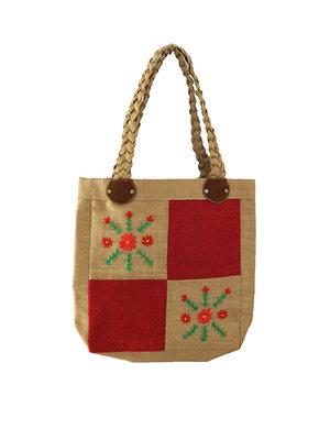 Jute Bags Red