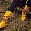 Laarzen Geelbruin - Modieus en Comfortabel