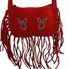 Shoulder Bag Red - Trendy and Unique