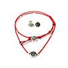 Necklace & Earrings Love