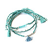 Bracelet Turquoise - Beautiful & Fairtrade