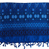 Table Runner Blueberry - Fairtrade