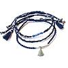 Armband Marineblauw - Prachtig  & Fairtrade
