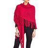Poncho Red -  Stylish & Warm