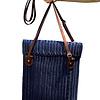 Shoulder Bag Blue Navy - Recycle Plastic