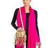 Shawl Pink - Natural Dyes