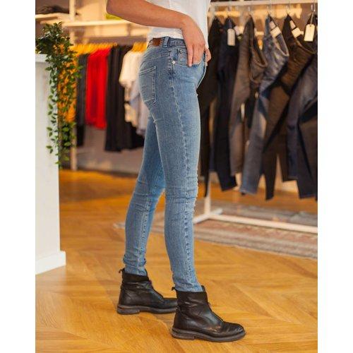 MINIMUM Lotus jeans light blue