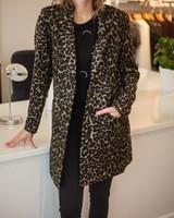 FREEQUENT FREEQUENT - Camilla jacket leoprint
